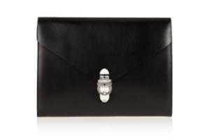 Black Handbag By Salvatore Ferragamo