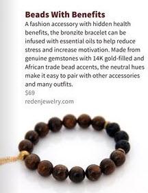 gulf and main feature Reija Eden Jewelry bracelet
