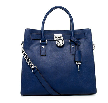 michael kors handbags blue 2015 new