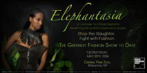 Elephantasia, gabby wild fashion show