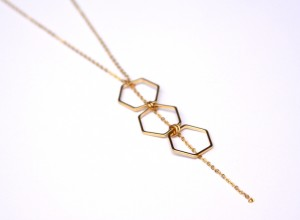 Hexagon Necklace 300x220 Home