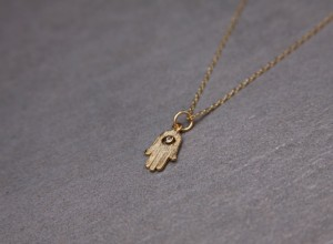 tiny gold hamsa necklace 300x220 Home
