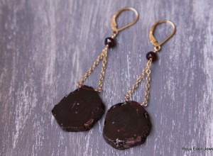 garnet earrings 300x220 Home