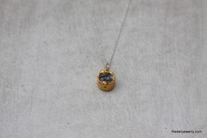 druzy necklace