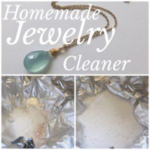 homemade jewelry cleaner