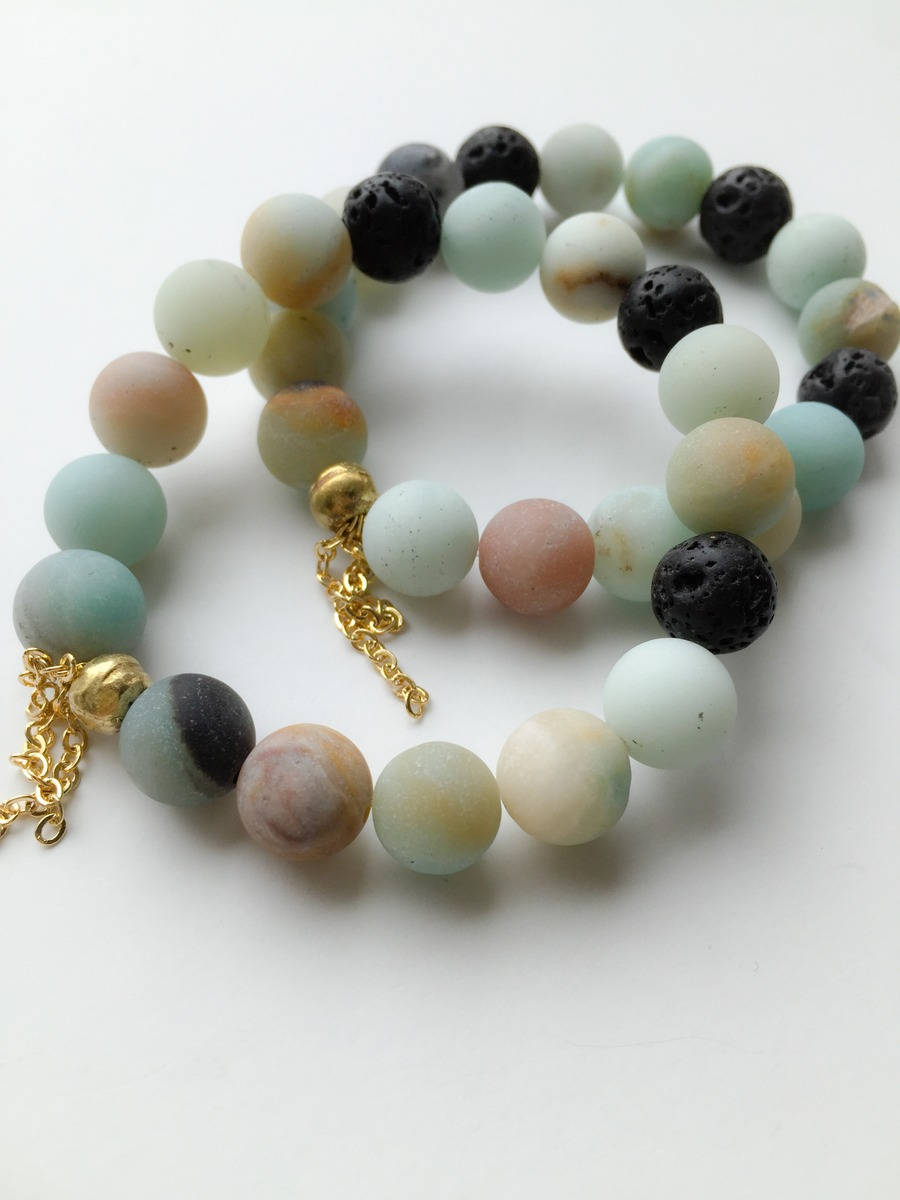 bracelet grande mens yellow leo jasper jewellery solid side products grey bracelets gold beaded