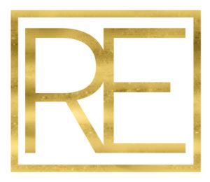 reija eden jewelry gold logo