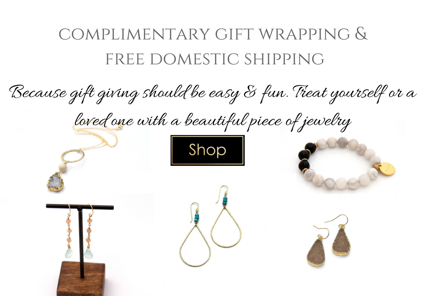 handmade jewelry gifts