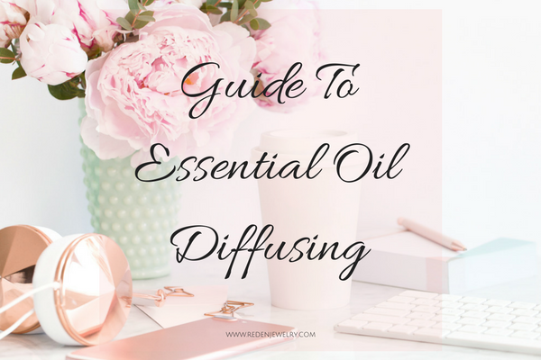 Essential Oil Diffusing Benefits