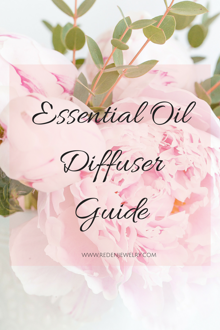 essential oil diffuser guide