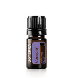 console essential oil blend