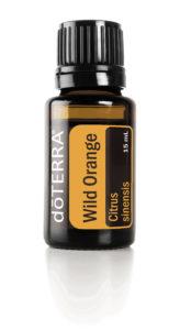 doterra wild orange essential oil