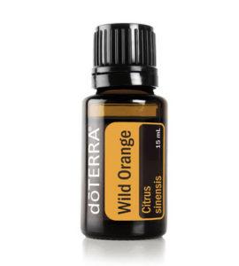 wild orange essential oil doterra