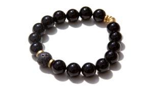 glamorous essential oil bracelet