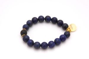 karma charm bracelet