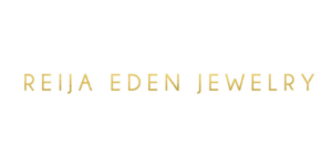 gold logo by Reija Eden Jewelry
