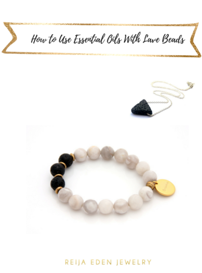 How To Use Essential Oils With Lava Beads?