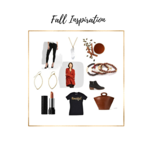 fall inspiration - jewelry and fashion