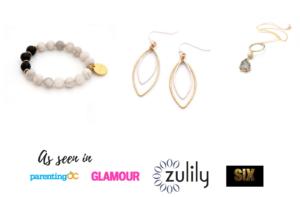 modern handmade jewelry by jewelry designer Reija Eden