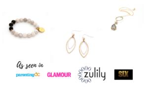 modern handmade jewelry by designer Reija Eden