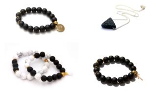 gemstone bracelets by jewelry designer Reija Eden