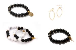 handmade modern jewelry designs by Reija Eden